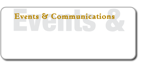Events & Communications